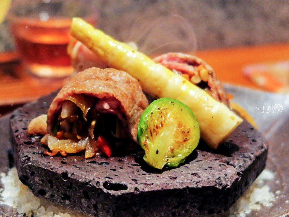 忠孝敦化美食│光琳割烹日本料理 充滿油脂的和牛燒也太美味了吧! 精緻日式無菜單料理/會席料理