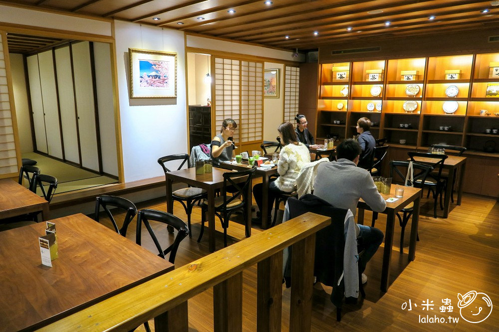 台電大樓美食│平安京茶事 我在台北吃過最好吃的抹茶甜點下午茶餐廳