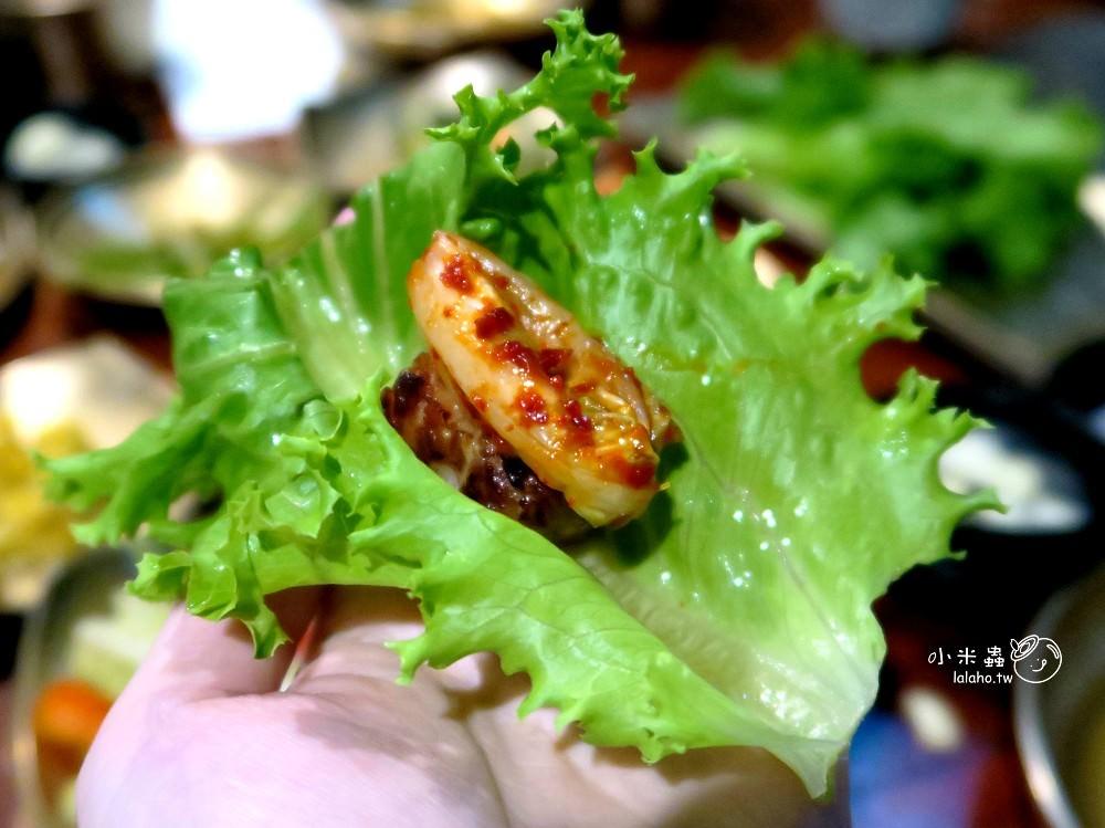 台北信義燒肉|Meat Love 橡木炭火燒肉 韓國烤肉最高7折優惠!小菜無限吃到飽!