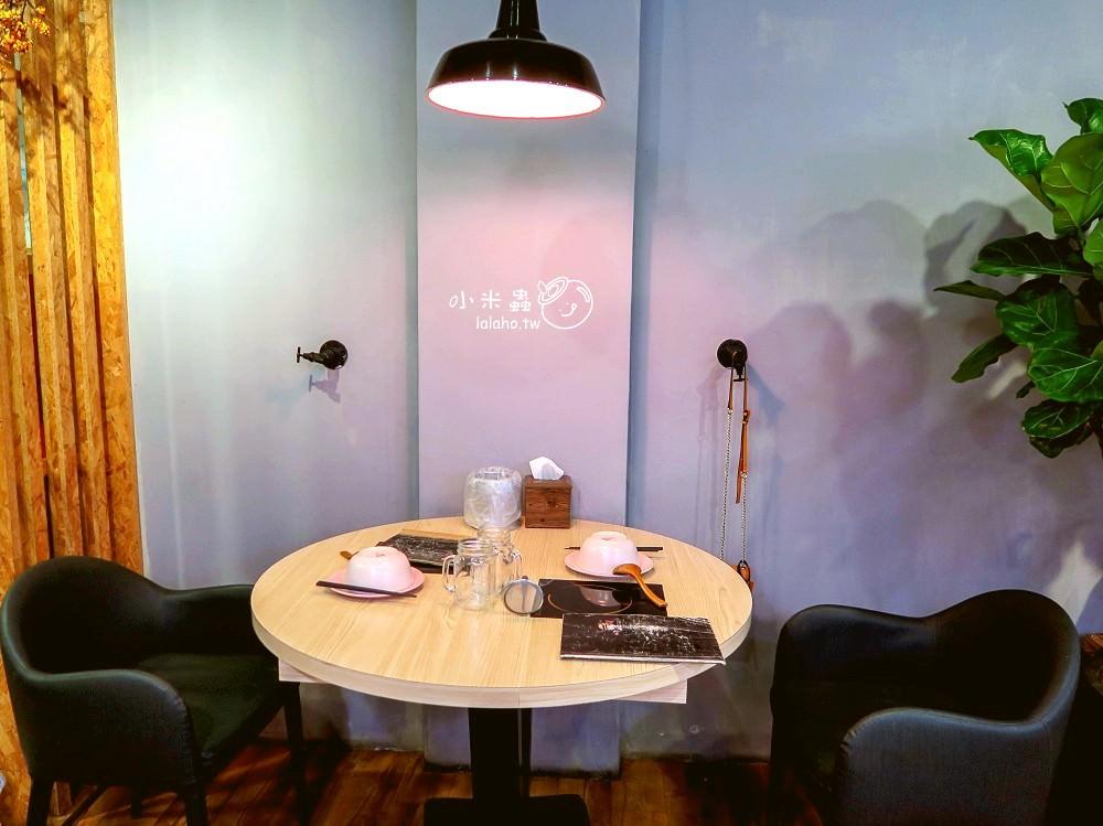 士林火鍋|牛棒碗安 玫瑰松阪豬、無敵蝦 花藝擺盤 網紅IG打卡餐廳!