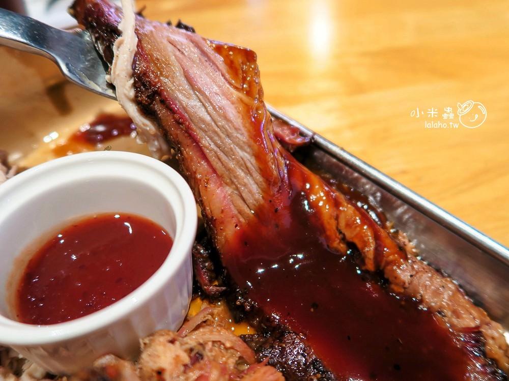 行天宮美食 爸爸BABA Kevin 道地美式BBQ 最愛「灌木牛胸肉」與「手撕豬肩肉」!